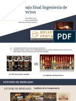 Presentación empresa cerveza