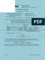 Coating Thickness Instrument_certificate
