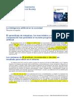 La Inteligencia Artificial en La Sociedad (OECD)