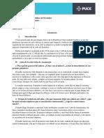 Anamnesis Caso Clinico