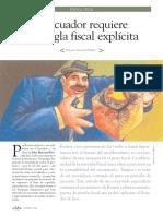Fragmento de La Revista Gestión