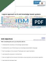 Unit - 2 IBM Artificial Intelligence