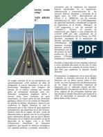 Articulo B,D&E - Puente Orinokia
