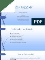 TaskJunggler Proyecto