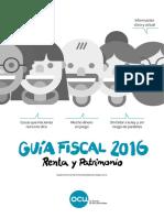 Cosas Que Hacienda Nunca Te Dice OCU-Guía-Fiscal-Ej-2016