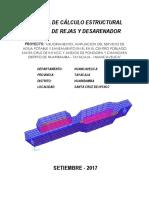 01. MEMORIA DE CALCULO - CAMARA DE REJAS Y DESARENADOR - INYACC.docx