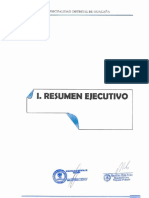 Resumen ejecutivo Proyecto FTS