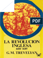 Treveylan, G. M. - La Revolucion Inglesa, 1688-1689 [EPL] [2015]