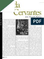 CULT CD Dom Quixote Recepçao No Brasil