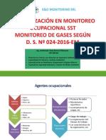Monitoreo de Gases
