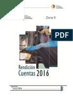 Mipro Rendicion de Cuentas 2015
