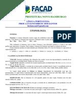 Apostila Português Concurso Pmnh