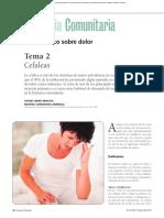 PDF Cefalea