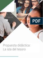 Propuesta Didáctica - La Isla Del Tesoro