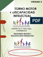 UNIDAD 3 - Trastorno Motor y DI