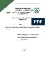 Resumen, Participacion, Comunicacion y Negocios en Conflictos Ambientales