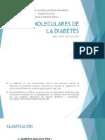 Bases Moleculares de La Diabetes