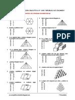 Problemas de Conteo de Figuras II P2 Ccesa007