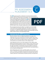 b e c Placement Assessment 3rd Ed