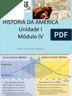 História Da América I