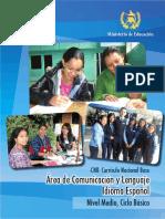 CNB_Comunicación y Lenguaje - Idioma Español_2019_Ciclo_Básico