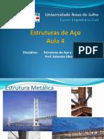 Estruturas de aço e Madeira -Aula 4-1.pdf