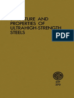 STP 370 - (1965) Structure and Properties of Ultrahigh-Strength Steels.pdf
