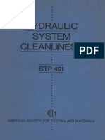 STP 491 -(1971) Hydraulic System Cleanliness.pdf