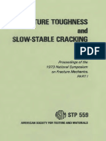 STP 559 - (1974) Fracture Toughness and Slow-Stable Cracking.pdf