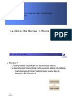 E-Book - Merise - Analyse Et c