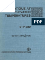 STP 520 - (1973) Fatigue failure at electated temperatures.pdf