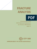 STP 560 - (1974) Fracture Analysis Proceedings of the 1973 National Symposium on Fracture Mechanics, Part II.pdf