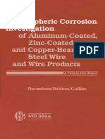 STP 585A - (1992) Atmospheric Corrosion Investigation of Aluminum-Coated, Zinc-Coated, and Copper-Bearing Steel Wire and Wire Products .pdf