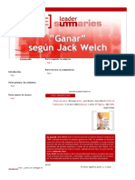Ganar - Jack Welch