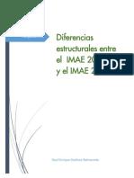 Diferencias Entre Los IMAE