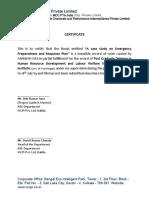 Guide Declaration