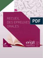 2016 Recueil Oraux VF