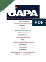 Tarea 1 Geografia Dominicana 2