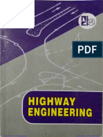 Highway Engineering by S.K.khanna and C.E.G