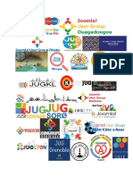 Joomla Group Logos