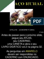 Espaco Rural - Elenise - Aula 0148200932116