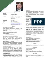 CV Mario Pichardo 2019