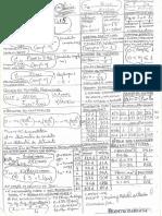 Formulas - Eletrica