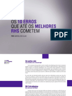 eBook 10 Erros RH