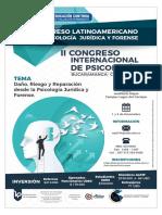 Congreso Psicologia Juridica y Forense