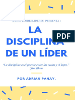 La disciplina de un líder