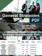 General Strategies 1