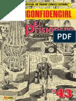 Panini Confidencial 43