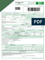2019 - Rut Actualizado - Facturador Electrónico - 14504545192