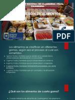 Alimentos de Cuarta Gama 3